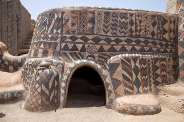 Burkina Faso houses2