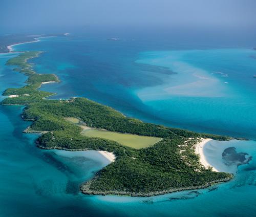 Privatna ostrva bogatih  Uredite Dom