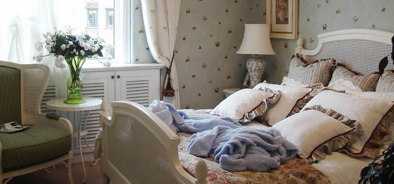Spavaća soba, prirodno i udobno  Uredite Dom