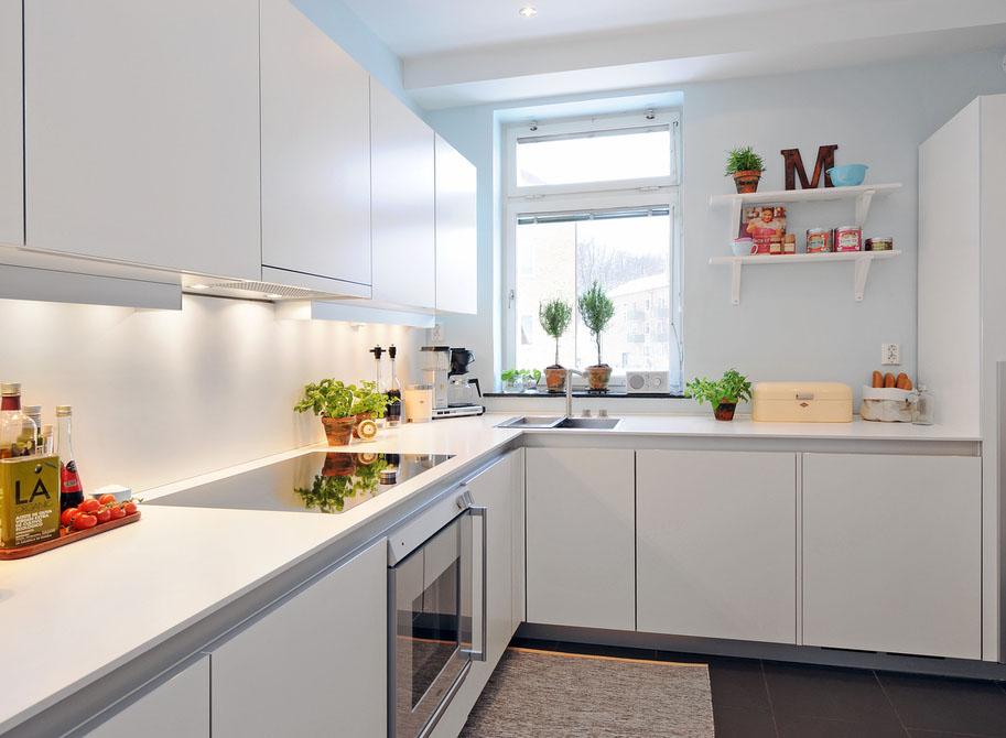 Ideje Za Uređenje Male Kuhinje  Uredite Dom