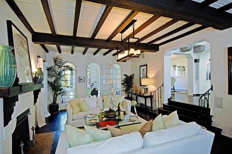 Mediteranski stil dnevne sobe  Uredite Dom