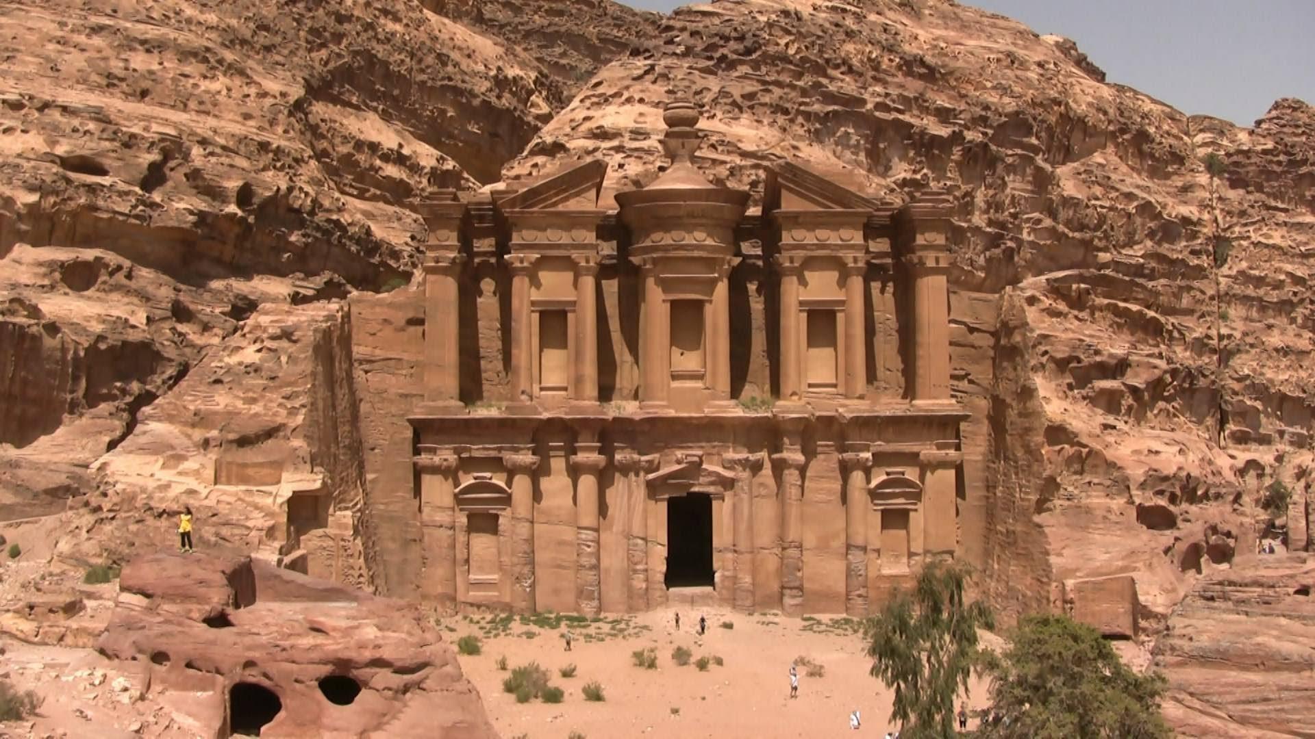 Petra, grad koga više nema  Uredite Dom