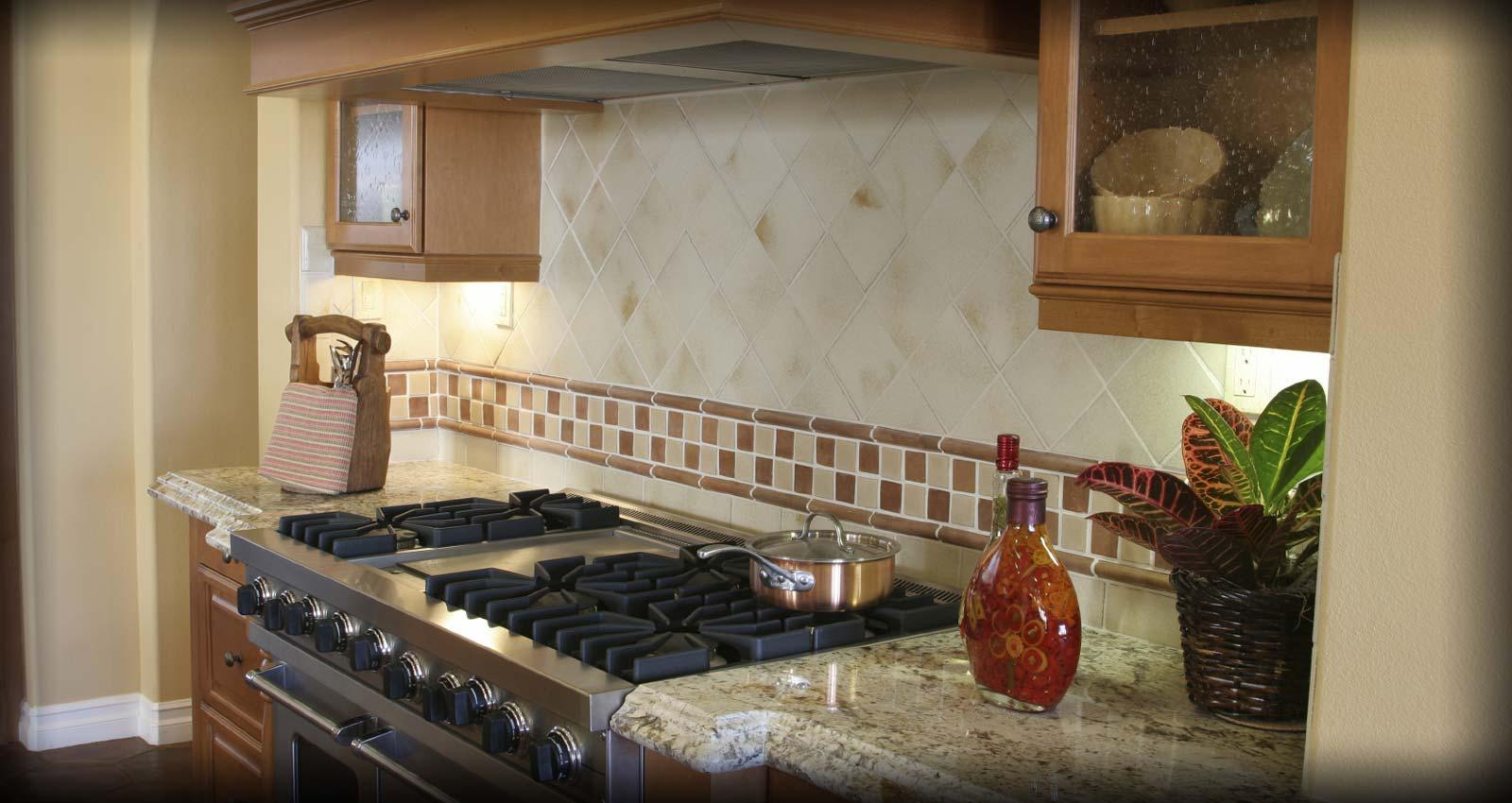 Zanimljive ideje za kuhinjske pločice  Uredite Dom