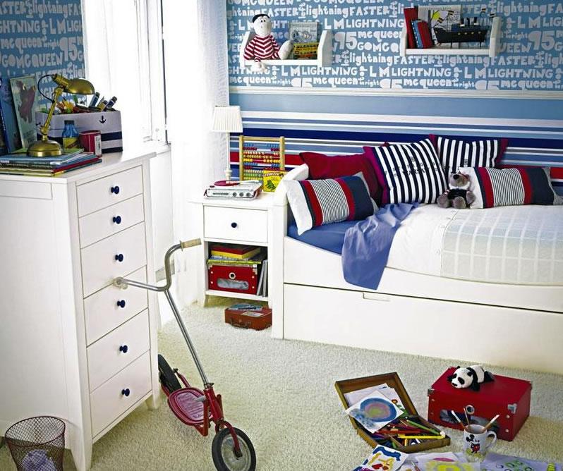 Jedna soba dvoje dece  Uredite Dom