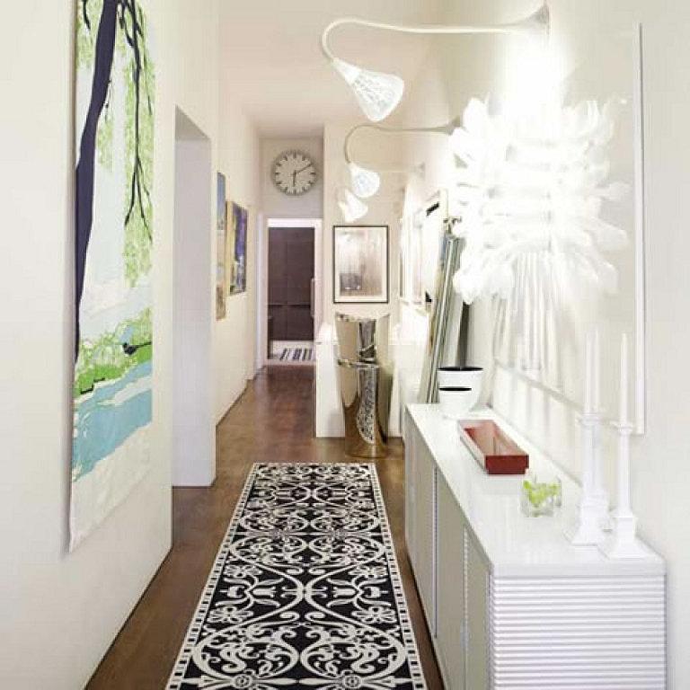 Kako dekorisati hodnik?  Uredite Dom