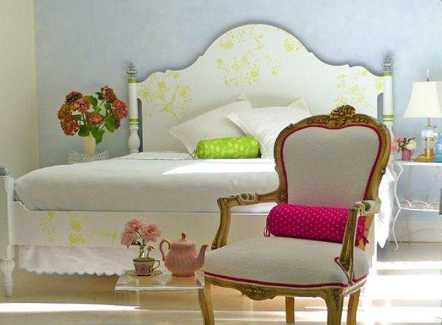 Spavaća soba u francuskom stilu  Uredite Dom