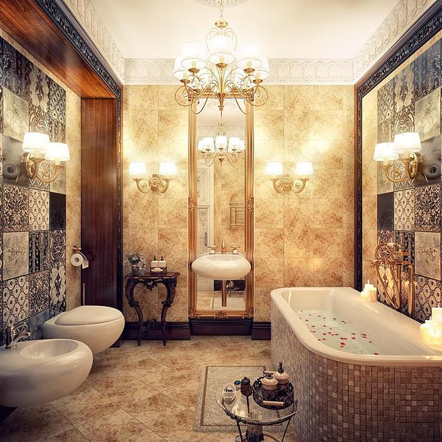 Luksuzna kupatila iz kojih nikad ne bi izašli  Uredite Dom