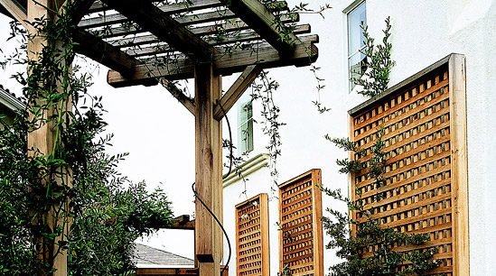 Pergole, mjesto za odmor u vrtu  Uredite Dom