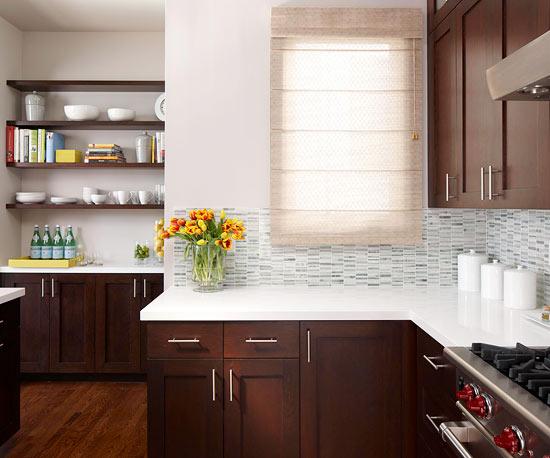 Ideja za uređenje male kuhinje  Uredite Dom