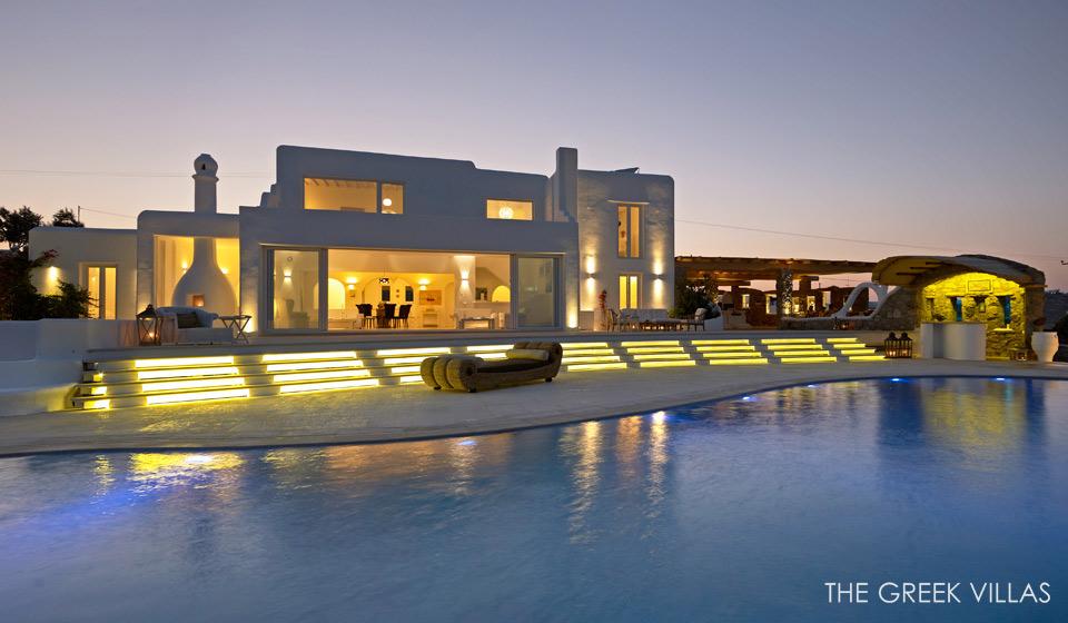 Vila Douglas: Moderno zdanje u antičkom stilu  Uredite Dom