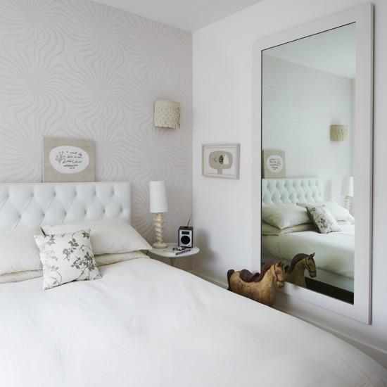 10 Ideja za bijelu spavaću sobu – drugi dio  Uredite Dom