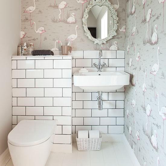 10 ideja za mala kupatila uredite dom - Cloakroom design ideas home ...