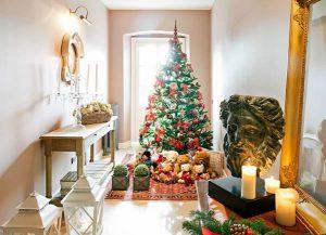 Ideja za Božićnu dekorciju dvorišta i vrta  Uredite Dom