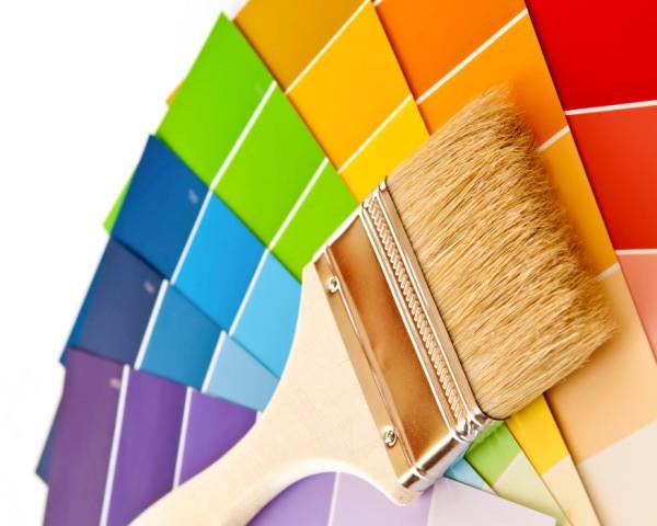Kako izabrati pravu boju za zidove?  Uredite Dom