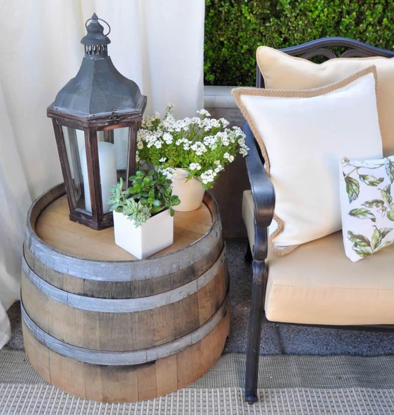 Ideje kako upotrebiti stare vinske bačve  Uredite Dom