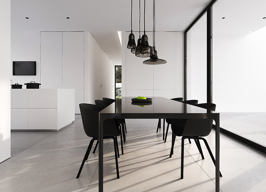 Crno bijele kombinacije za vaš dom  Uredite Dom