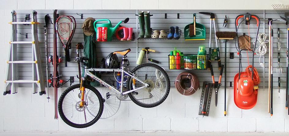 Kako organizovati predmete u garaži  Uredite Dom