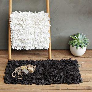 Napravite tepih za kupaonicu od oblutaka  Uredite Dom