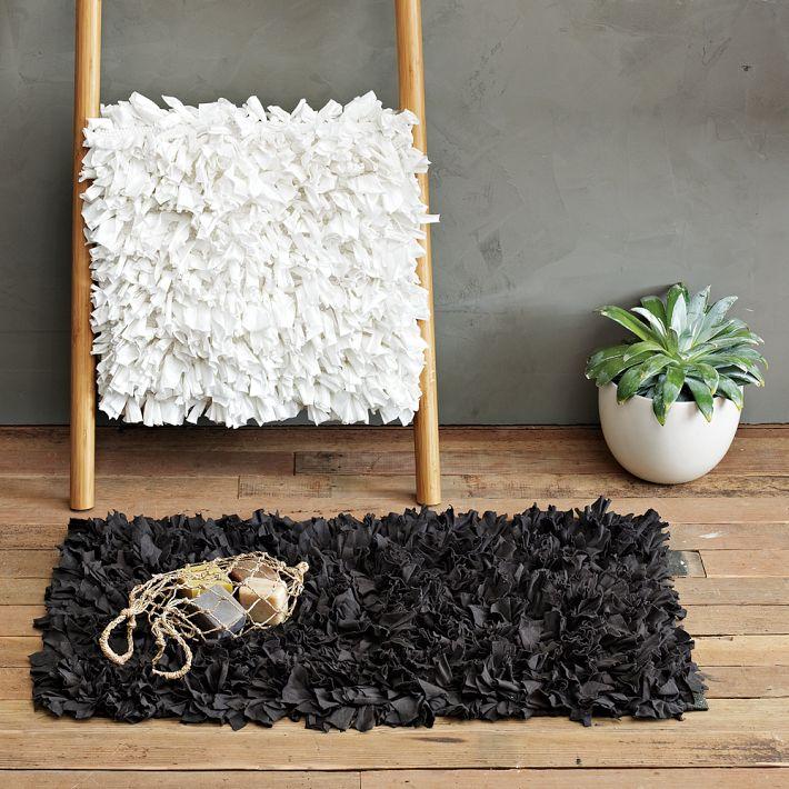 Napravite podne prostirke od starih ručnika  Uredite Dom