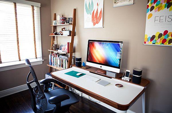 Kako organizovati kućnu kancelariju  Uredite Dom