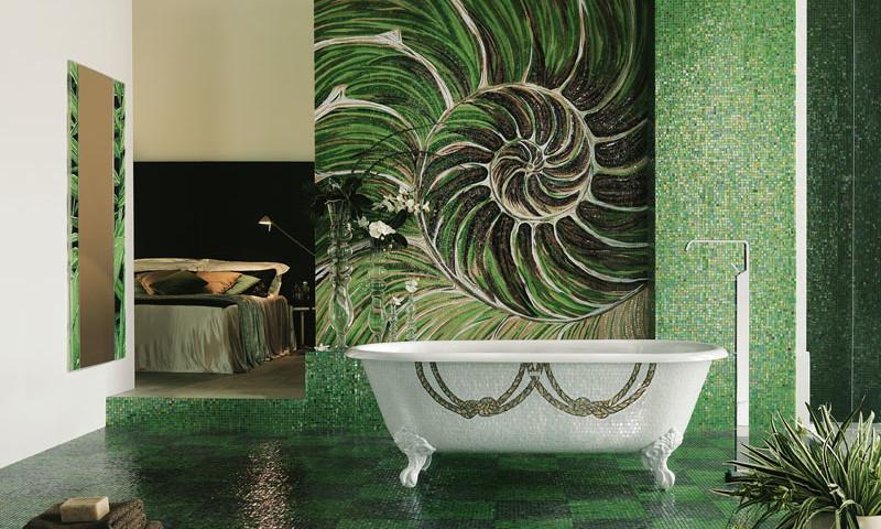 Mozaik keramičke pločice za ljepšu kupaonicu  Uredite Dom