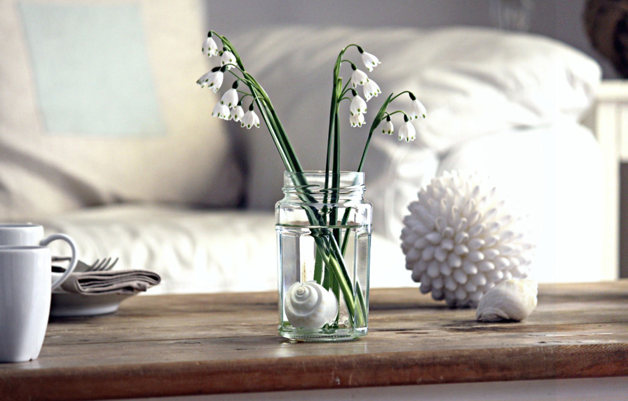 Dekorisanje doma proljećnim cvijećem  Uredite Dom