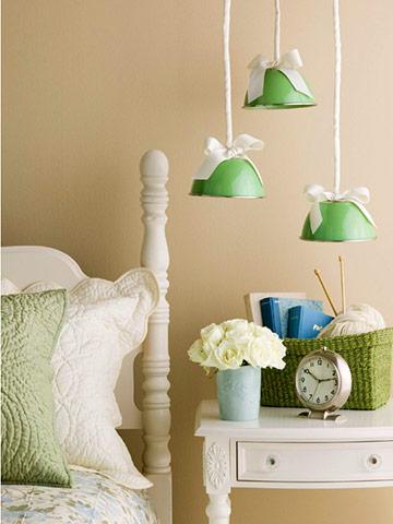 5 kreativnih ideja za osvjetljenje  Uredite Dom