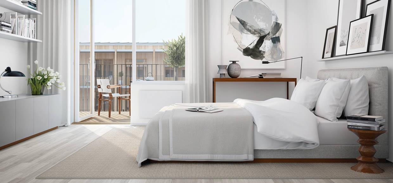 Ideje za uređenje male spavaće sobe  Uredite Dom