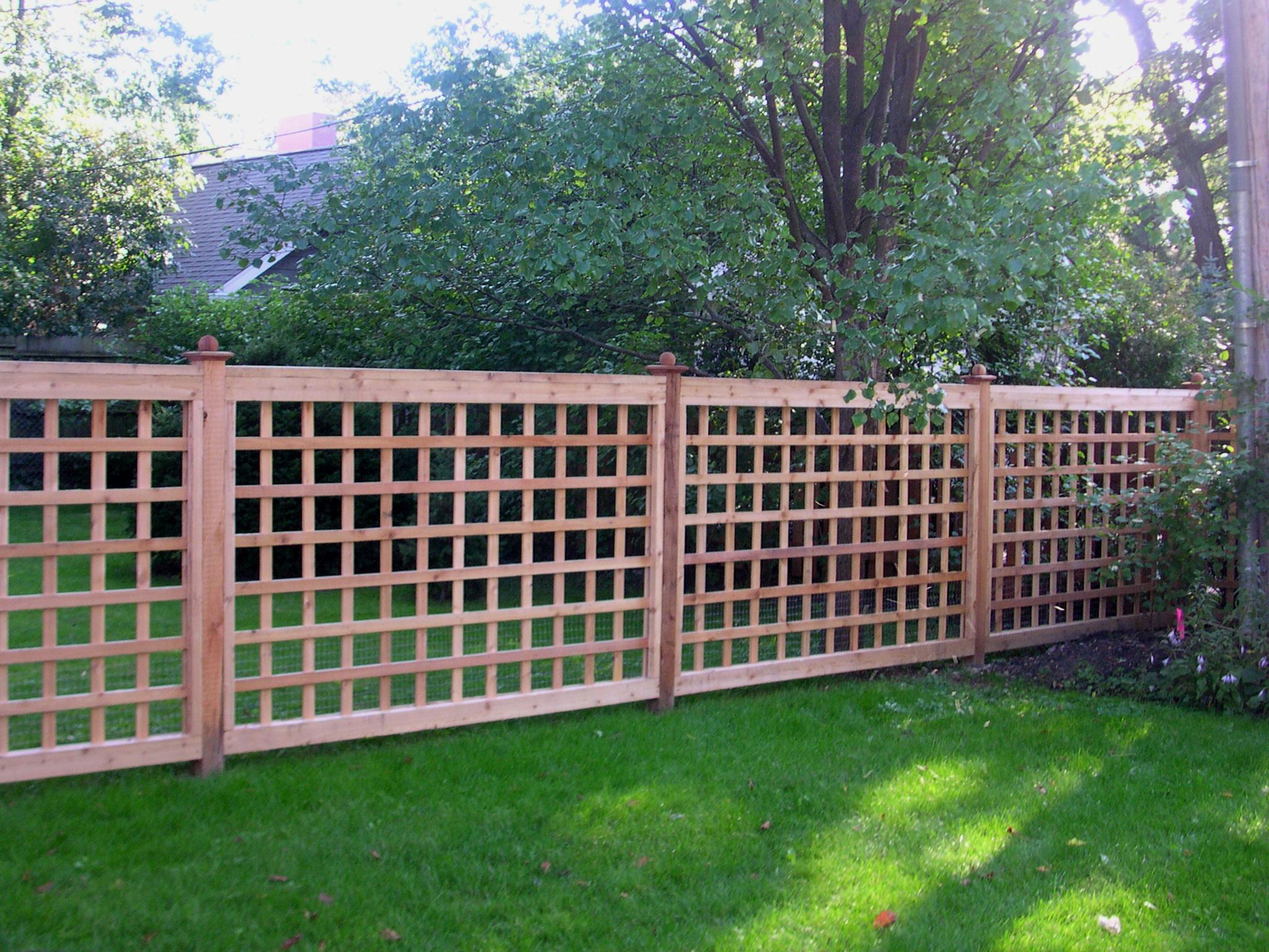 Drvene ograde – drugi dio  Uredite Dom