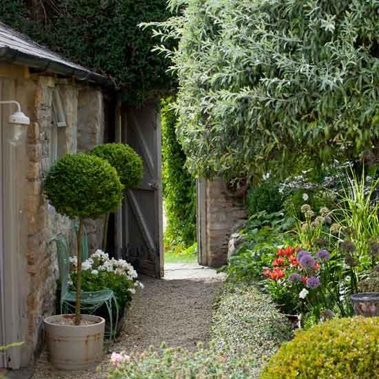 Funkcionalni dijelovi koje bi svako dvorište trebalo imati  Uredite Dom