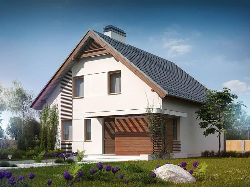 Štedljiva kuća Alpen 160m2  Uredite Dom