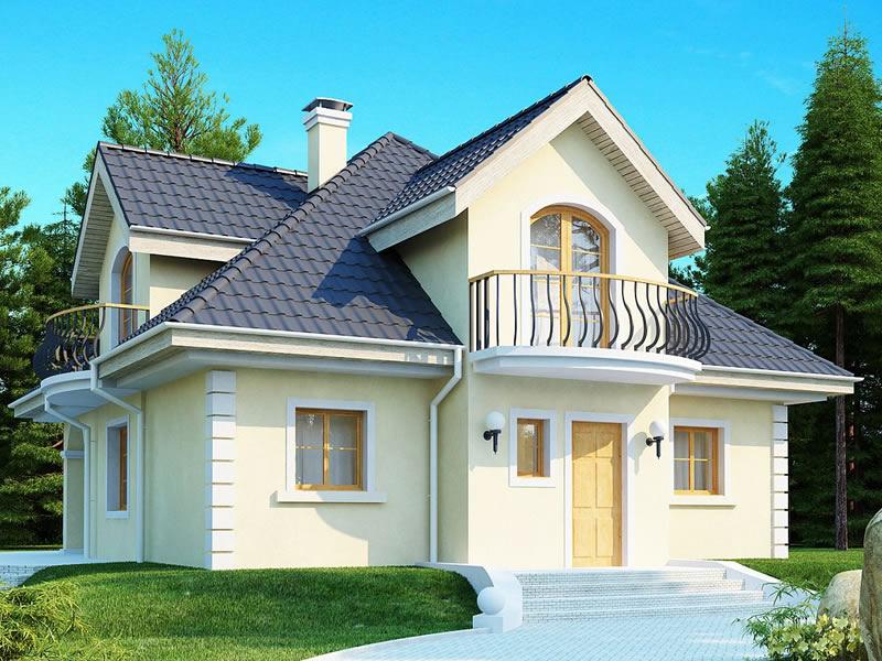 Niskoenergetska kuća 156m2  Uredite Dom