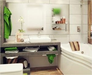 Mali umivaonik za malu kupaonicu  Uredite Dom