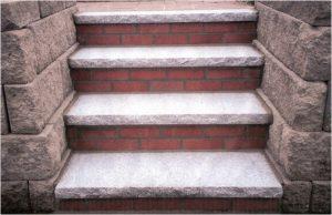 stepenice u dvoristu