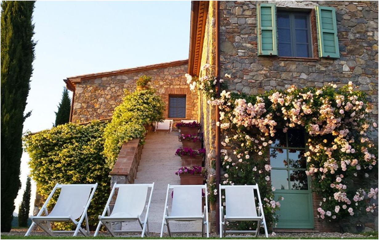 Korisni savjeti za uređenje vrta u toskanskom stilu  Uredite Dom