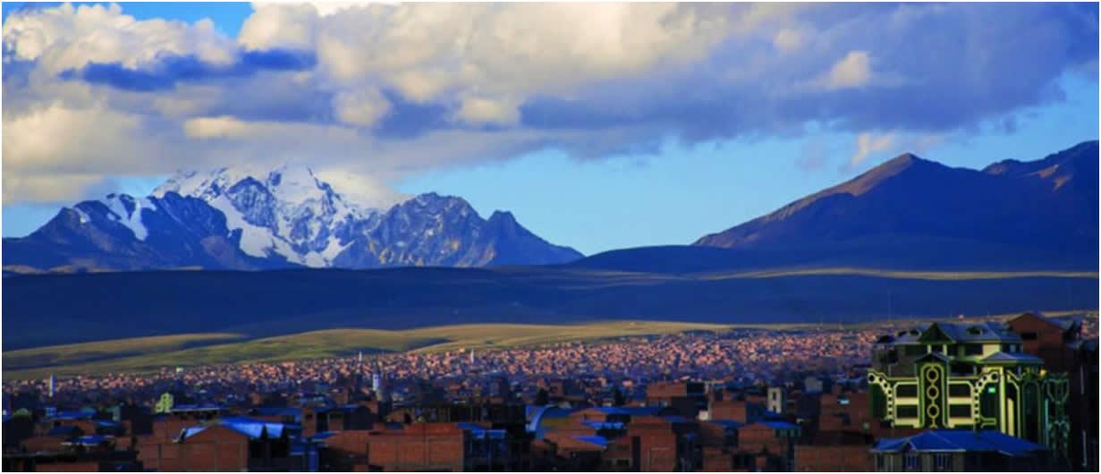 El Alto  Uredite Dom
