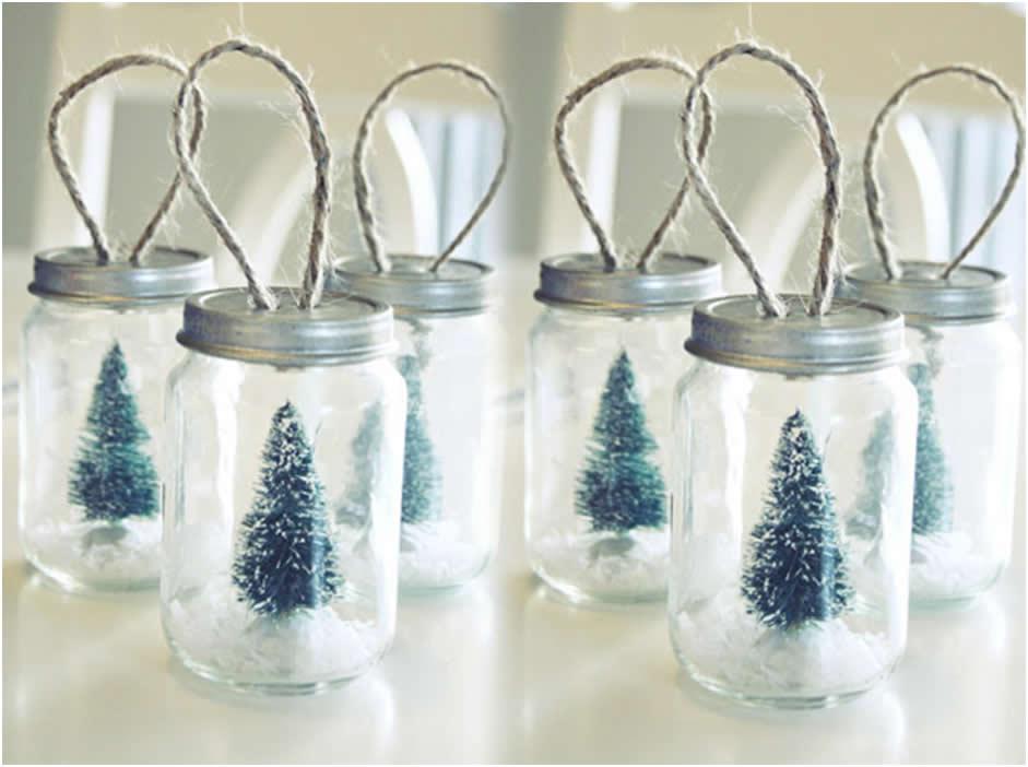 Najljepše ručno rađene božićne dekoracije  Uredite Dom