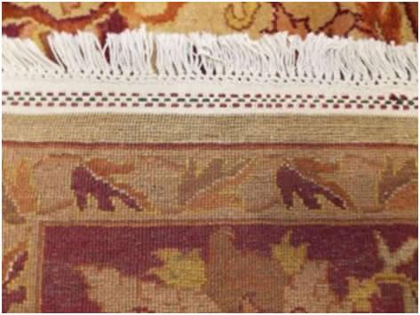 Vrste materijala od kojih se tepisi prave, drugi dio  Uredite Dom