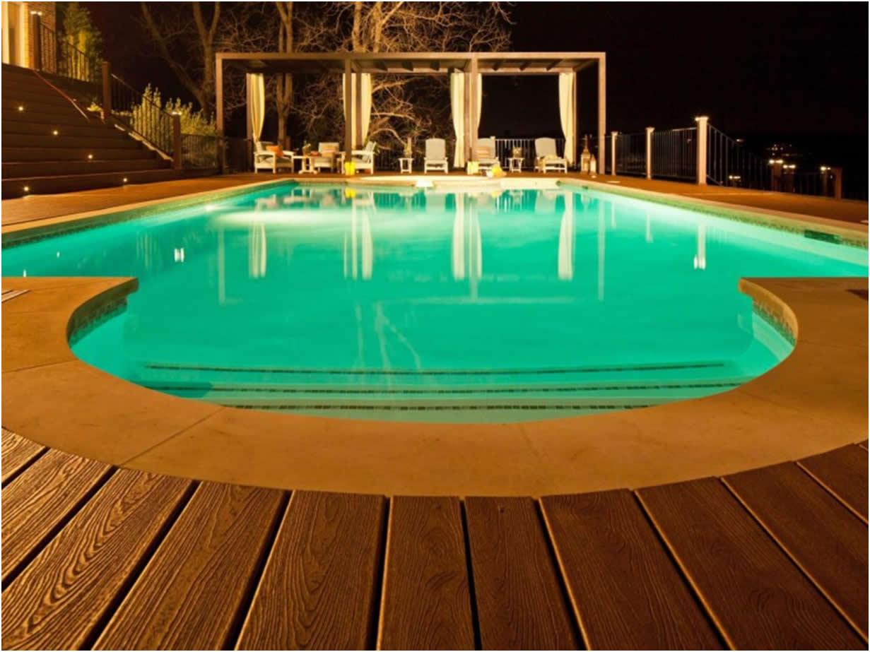 Veličina bazena  Uredite Dom